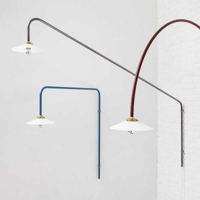 NEW - HANGING LAMP N5 BLU - VALERIE OBJECT