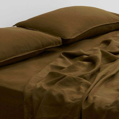 IN THE SAC SHEET SET OLIVE