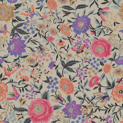 ORIENTAL GARDEN #10015 - MISSONI HOME WALLPAPER