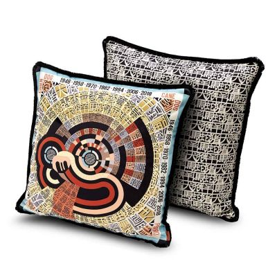 OROSCOPO DOG CUSHION 40x40 - MISSONI HOME
