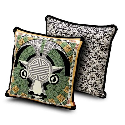 OROSCOPO GOAT CUSHION 40x40 - MISSONI HOME