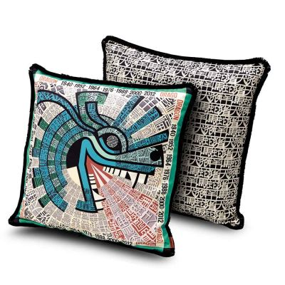 2018 OROSCOPO DRAGON CUSHION 40x40 - MISSONI HOME