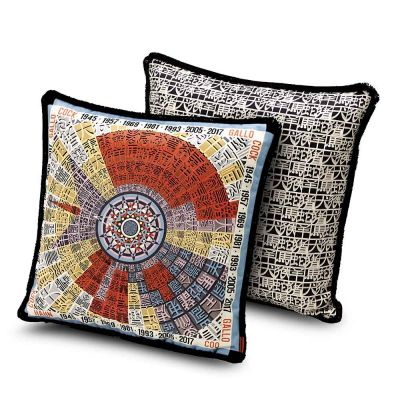 OROSCOPO ROOSTER CUSHION 40x40 - MISSONI HOME