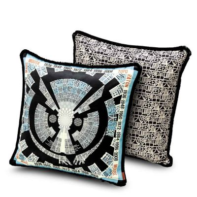 OROSCOPO RAT CUSHION 40x40 - MISSONI HOME