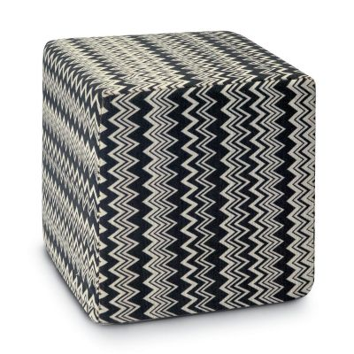 ORVAULT 601 POUF CUBE - MISSONI HOME