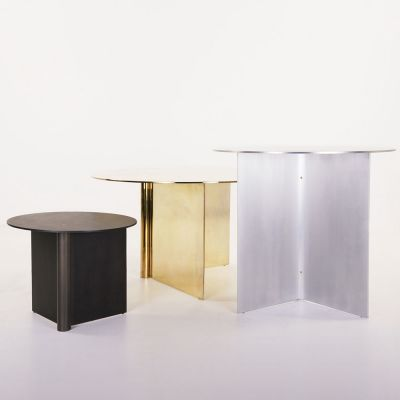 OS COFFEE / SIDE TABLES - ATELIER DE TROUPE