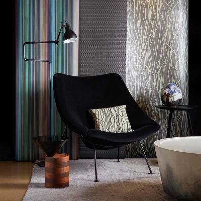 EX DISPLAY OYSTER CHAIR - ARTIFORT
