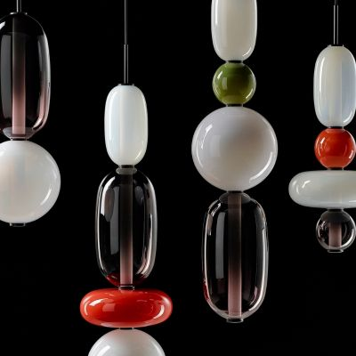 PEBBLES PENDANT LIGHT - BOMMA