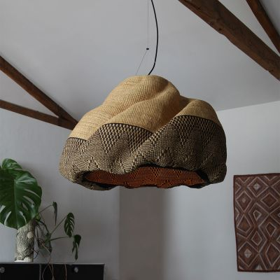 BOLGATANGA PENDANT - PET LAMP