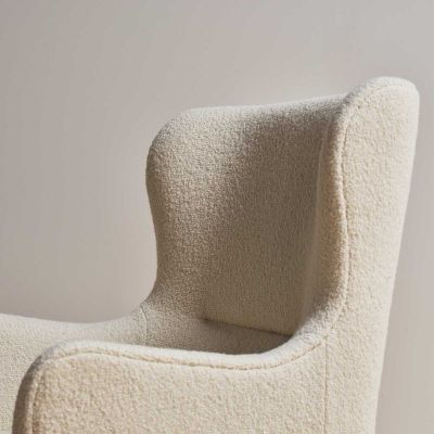 BRODY WINGBACK ARMCHAIR - PINCH