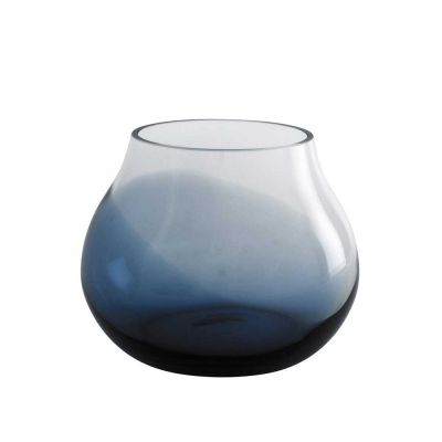 FLOWER VASE N23 INDIGO BLUE - RO DESIGN