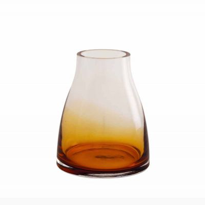 FLOWER VASE N2 BURNT SIENNA - RO DESIGN