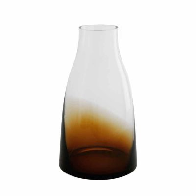 FLOWER VASE N3 BURNT SIENNA - RO DESIGN