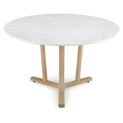 SHAKER DINING TABLE ROUND - NERI & HU