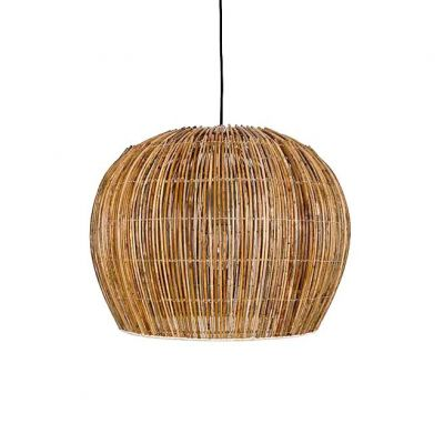 BURI BELL LARGE NATURAL PENDANT LIGHT - AY ILLUMINATE