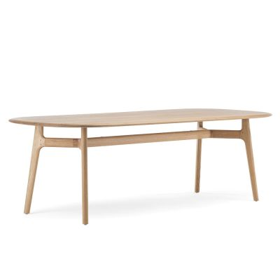 SOLO DINING TABLE OBLONG - NERI & HU