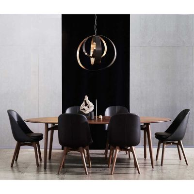 SOLO DINING CHAIR - NERI & HU
