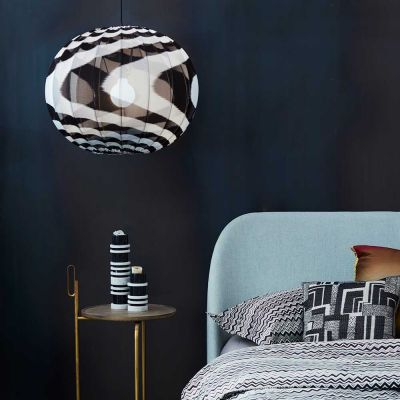 EX-DISPLAY BUBBLE KNIT PENDANT ø90 - MISSONI HOME