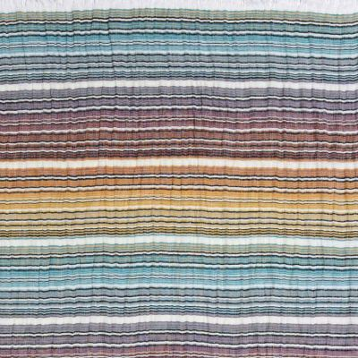 TARQUINIO 100 BEACH TOWEL - MISSONI HOME