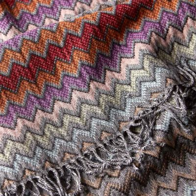 WILLIAM #159 THROW - MISSONI HOME