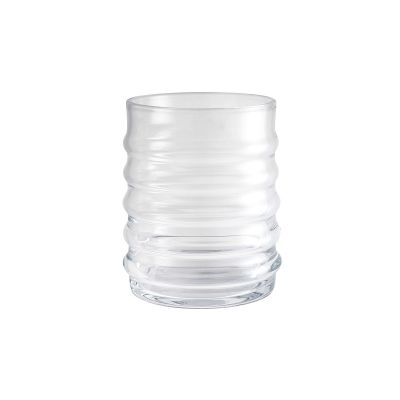 WILMA VASE CLEAR - LOUISE ROE