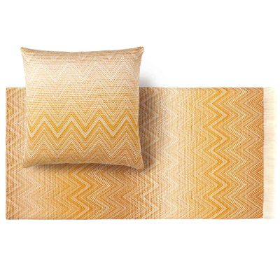 TIMMY 401 THROW AND CUSHION - MISSONI HOME