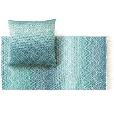 TIMMY 741 THROW AND CUSHION - MISSONI HOME