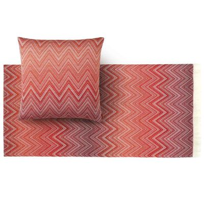 TIMMY 591 THROW AND CUSHION - MISSONI HOME