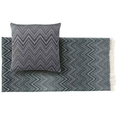 TIMMY 601 THROW AND CUSHION - MISSONI HOME