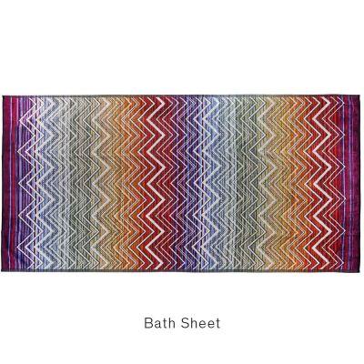 TOLOMEO #159 BATH SHEET 80X160