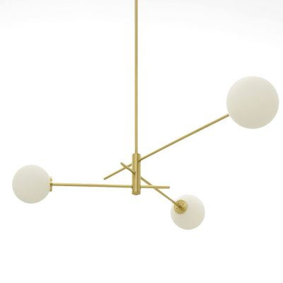 TREVI 3 PENDANT - CTO LIGHTING
