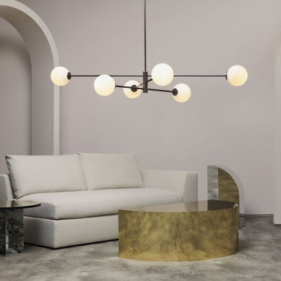 TREVI 6 PENDANT - CTO LIGHTING