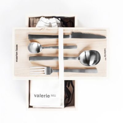 MAARTEN BAAS STAINLESS STEEL - SET 16