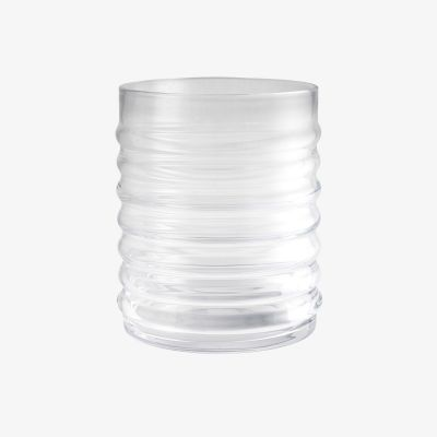 WILLY VASE CLEAR - LOUISE ROE