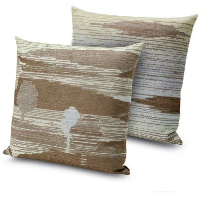 YALA 381 CUSHION - MISSONI HOME