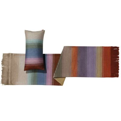 YOLAN 165 THROW AND CUSHION - MISSONI HOME
