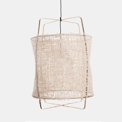 ZI (BLACK) PAPER LAMPSHADE - AY ILLUMINATE