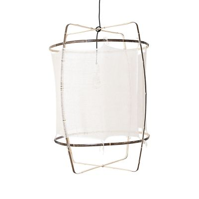 Z1 (BLACK) SILK LAMPSHADE - AY ILLUMINATE