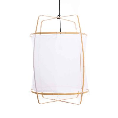Z2 BLONDE COTTON LAMPSHADE - AY ILLUMINATE