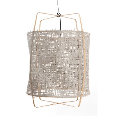 Z2 (BLONDE) PAPER LAMPSHADE - AY ILLUMINATE
