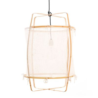 Z22 BLONDE SILK LAMPSHADE - AY ILLUMINATE