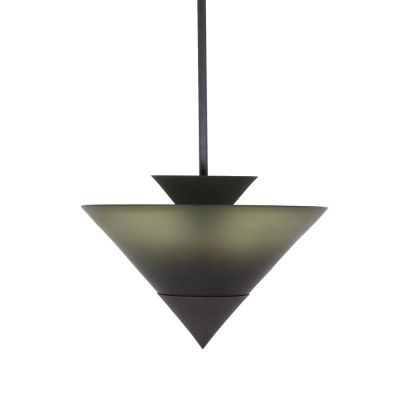 EX DISPLAY ZE PENDANT LIGHT GREEN - ATELIER DE TROUPE