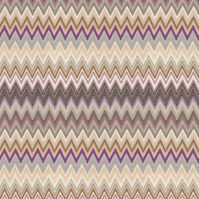 CHEVRON MULTICOLOUR #10062 - MISSONI HOME WALLPAPER
