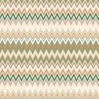 CHEVRON MULTICOLOUR #10065 - MISSONI HOME WALLPAPER