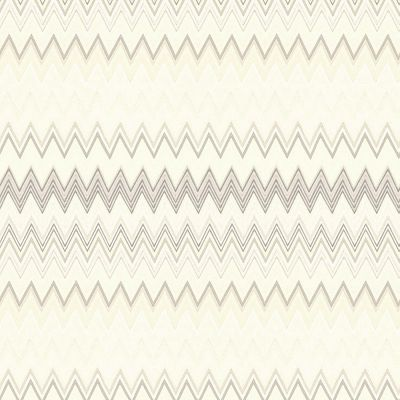 CHEVRON MULTICOLOUR #10060 - MISSONI HOME WALLPAPER