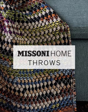 Missoni Home 2018 Throws Collection