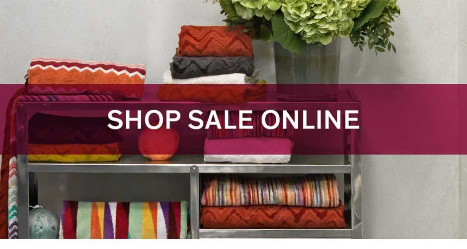 Shop annual sale online