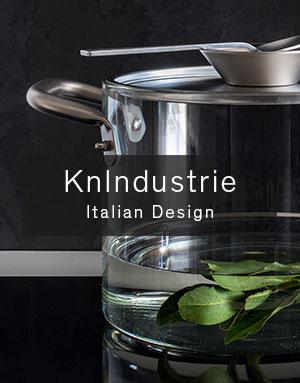 KnIndustrie Italian Design Cookware