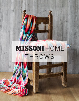Missoni Home 2017 Throws Collection