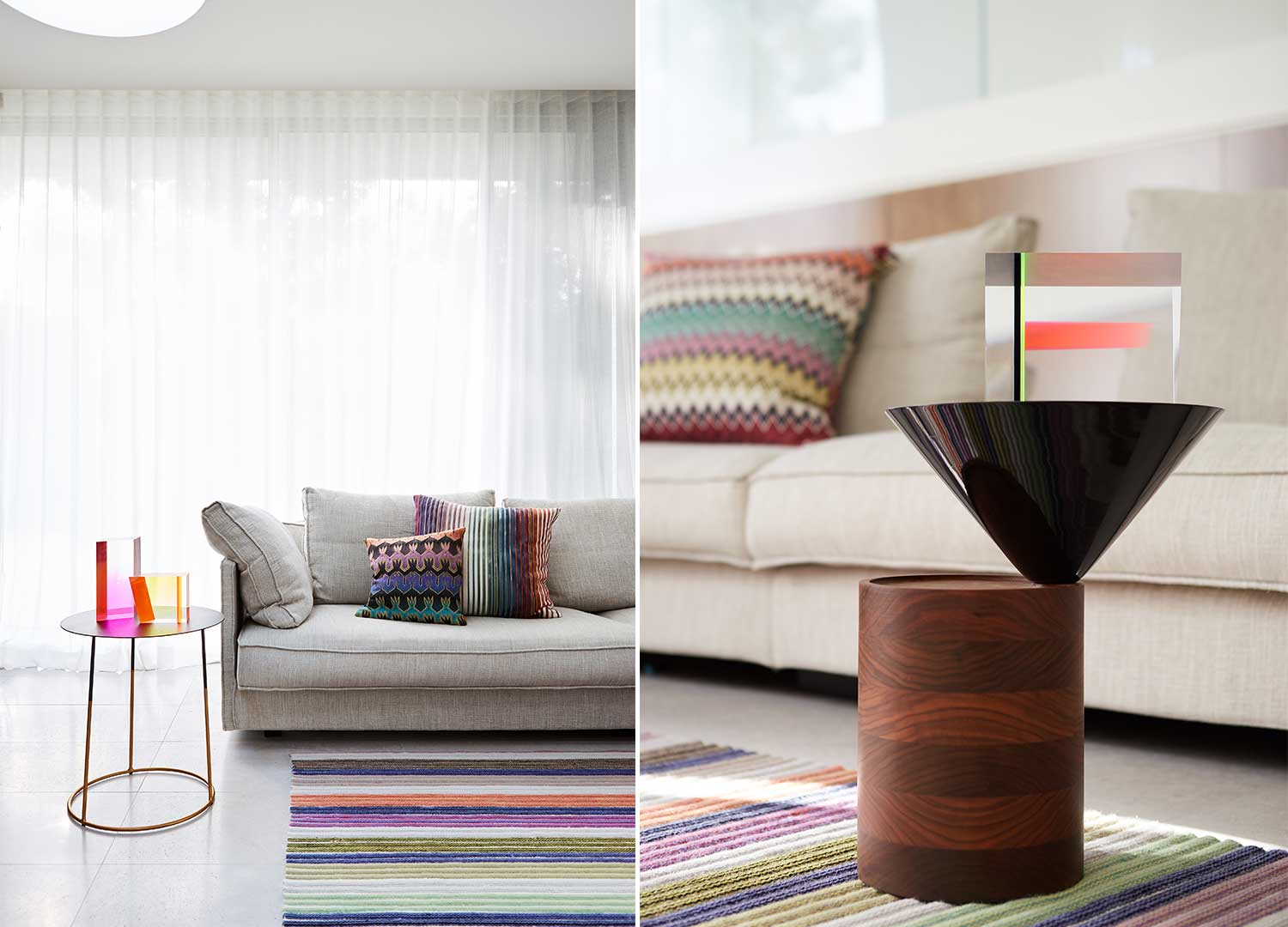 woollahra house - details tv room - Photography Andres Ripamonti